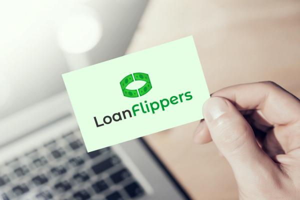 Sample branding #3 for Loanflippers