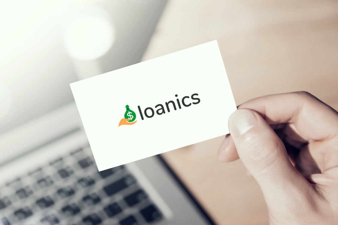 Sample branding #3 for Loanics