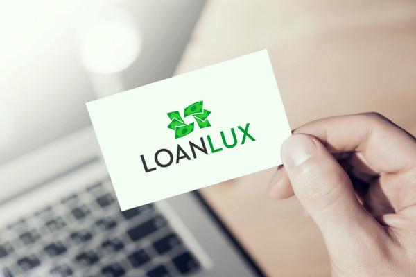 Sample branding #1 for Loanlux