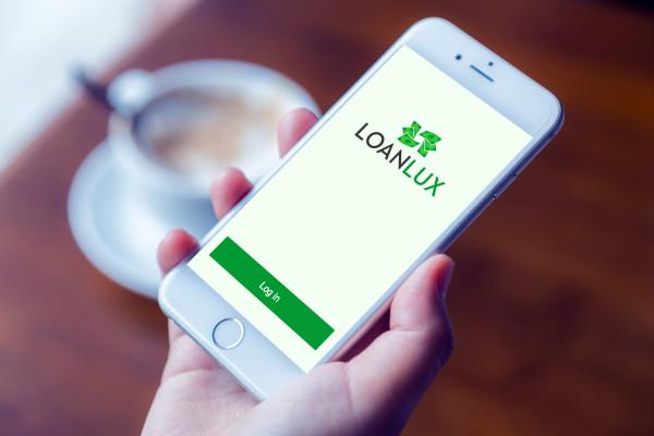 Sample branding #3 for Loanlux
