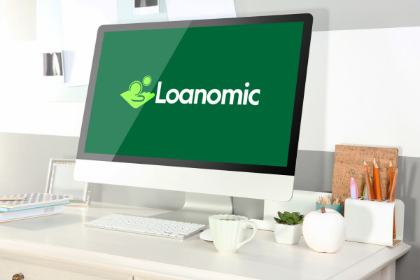 Sample branding #3 for Loanomic