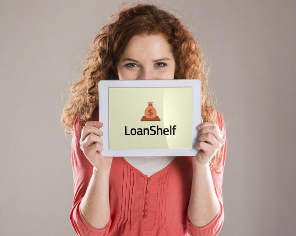 Sample branding #1 for Loanshelf