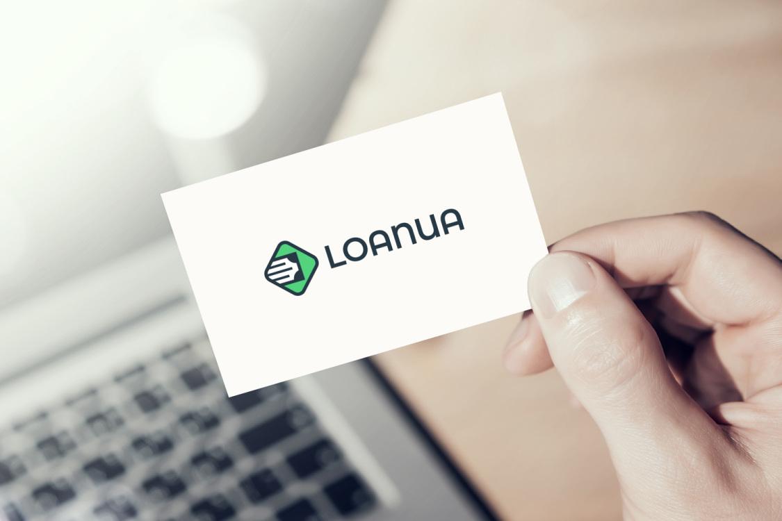 Sample branding #1 for Loanua