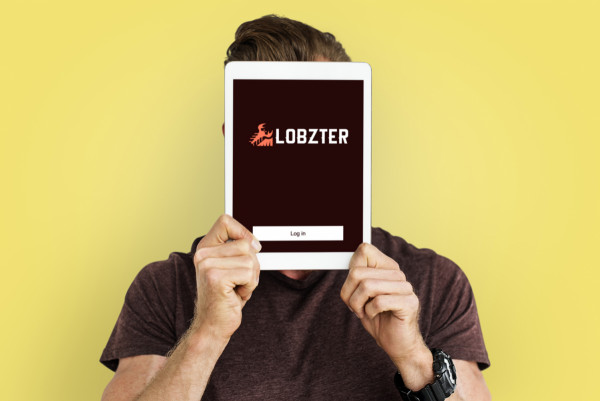 Sample branding #1 for Lobzter