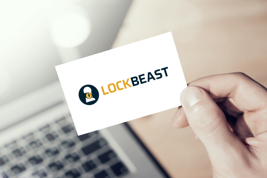 Sample branding #2 for Lockbeast