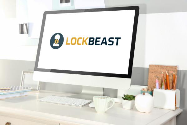 Sample branding #2 for Lockbeast