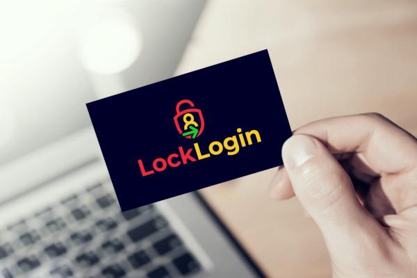 Sample branding #2 for Locklogin