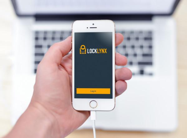 Sample branding #3 for Locklynx