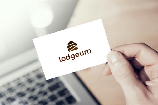 Sample branding #3 for Lodgeum