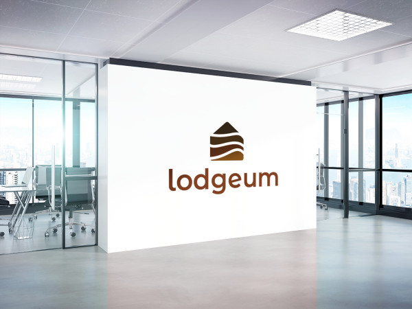 Sample branding #3 for Lodgeum