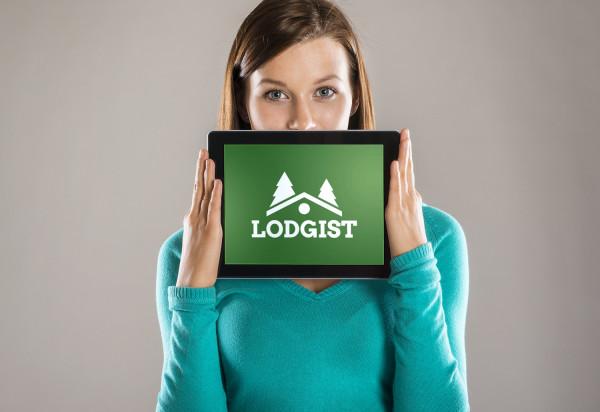 Sample branding #2 for Lodgist