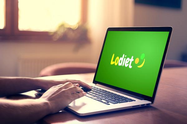 Sample branding #3 for Lodiet