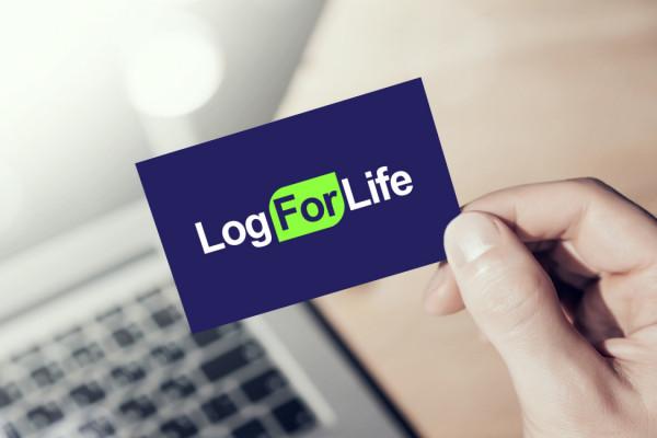Sample branding #1 for Logforlife