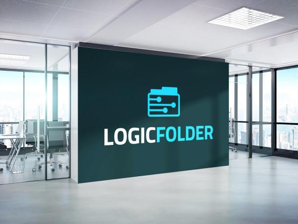 Sample branding #1 for Logicfolder
