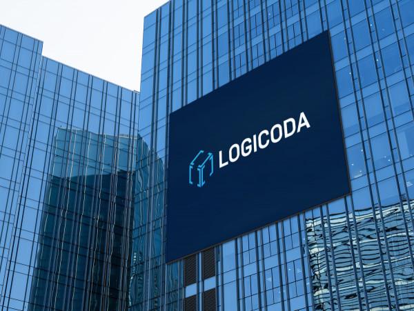 Sample branding #3 for Logicoda