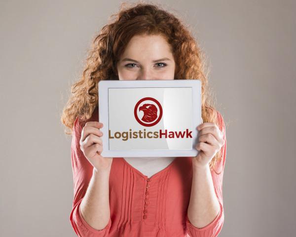 Sample branding #3 for Logisticshawk