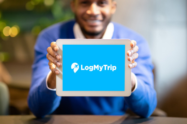 Sample branding #3 for Logmytrip