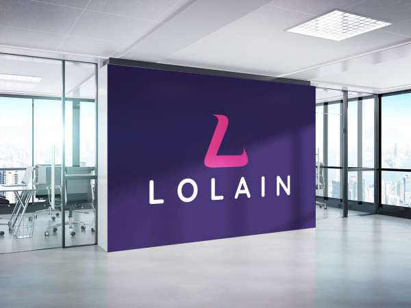Sample branding #1 for Lolain