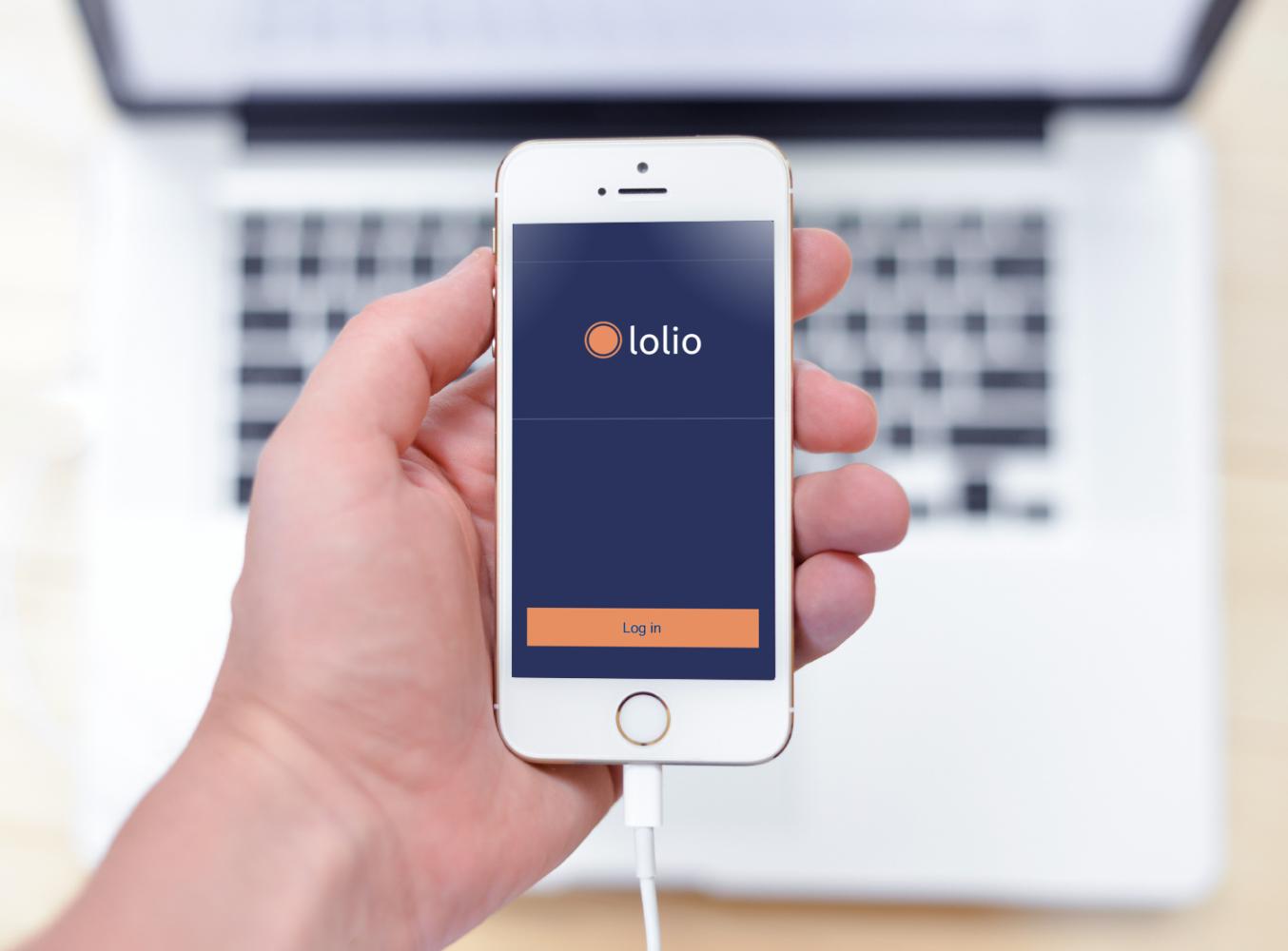 Sample branding #1 for Lolio