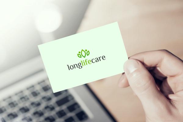 Sample branding #3 for Longlifecare