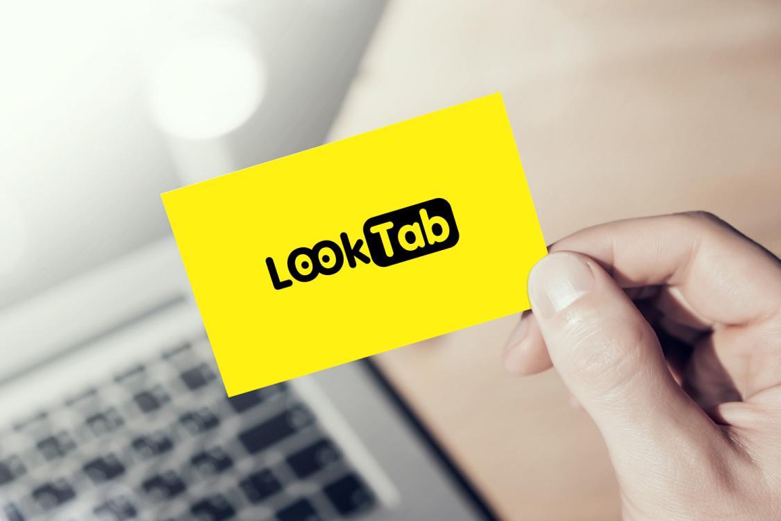 Sample branding #3 for Looktab