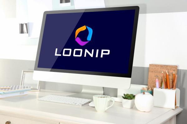 Sample branding #2 for Loonip