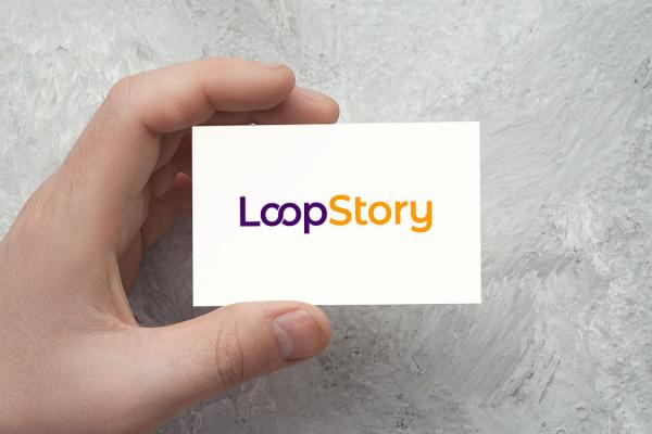 Sample branding #3 for Loopstory