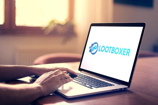 Sample branding #3 for Lootboxer