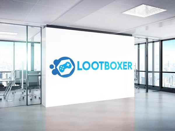 Sample branding #2 for Lootboxer