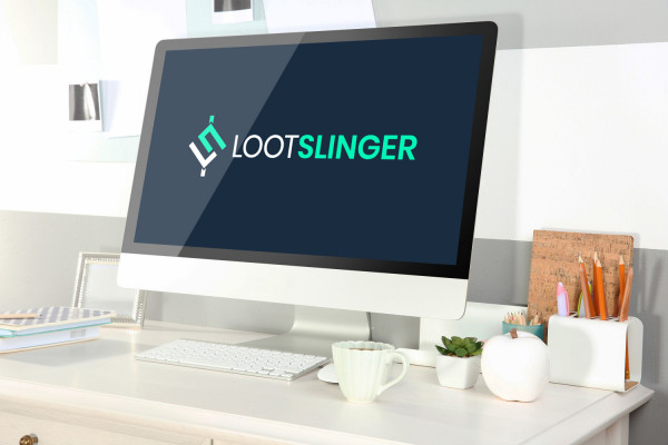 Sample branding #2 for Lootslinger
