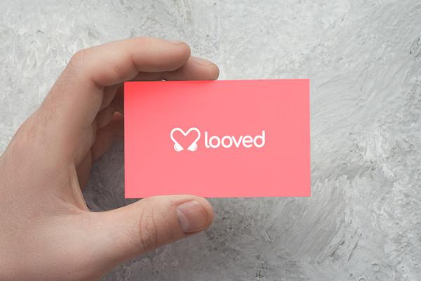 Sample branding #1 for Looved