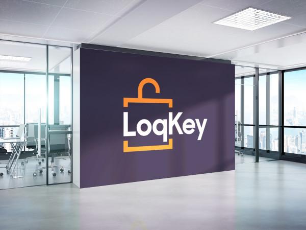 Sample branding #3 for Loqkey