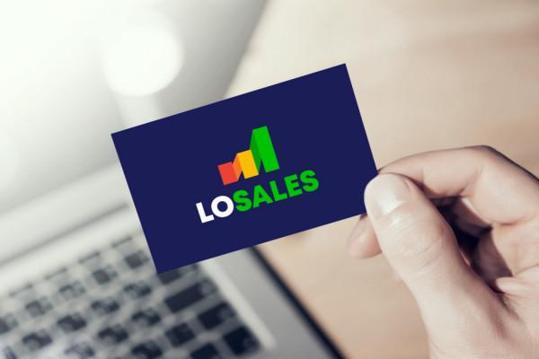 Sample branding #2 for Losales