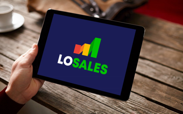 Sample branding #3 for Losales