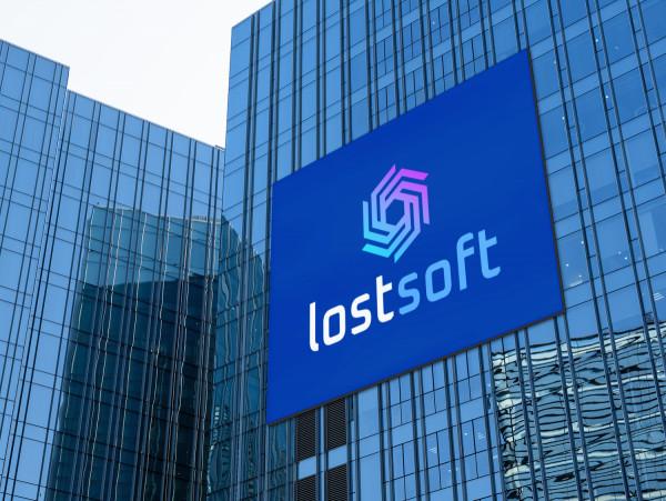 Sample branding #3 for Lostsoft