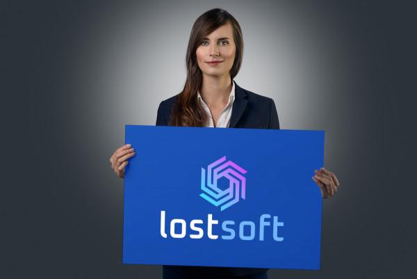 Sample branding #2 for Lostsoft