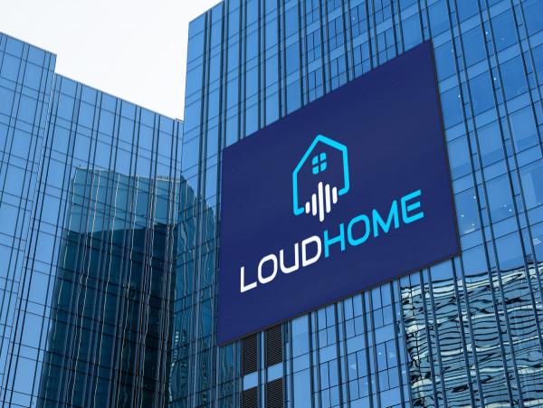 Sample branding #1 for Loudhome