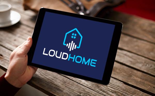 Sample branding #3 for Loudhome