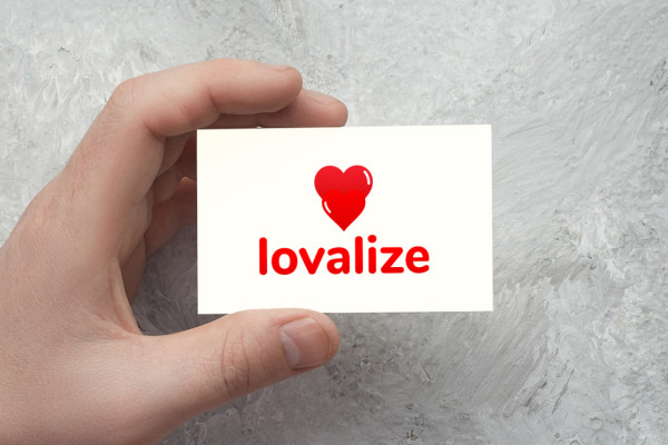 Sample branding #1 for Lovalize