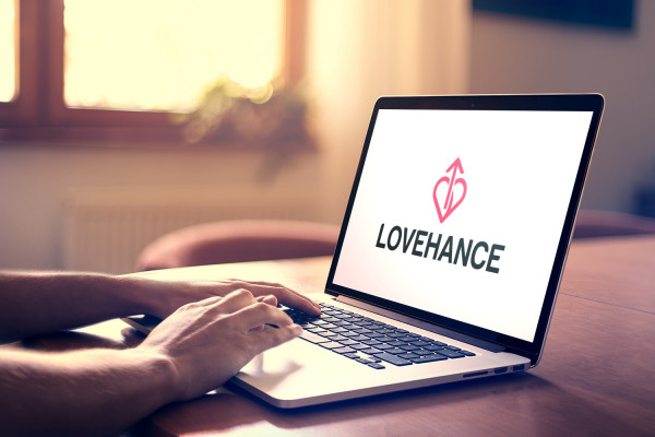 Sample branding #2 for Lovehance