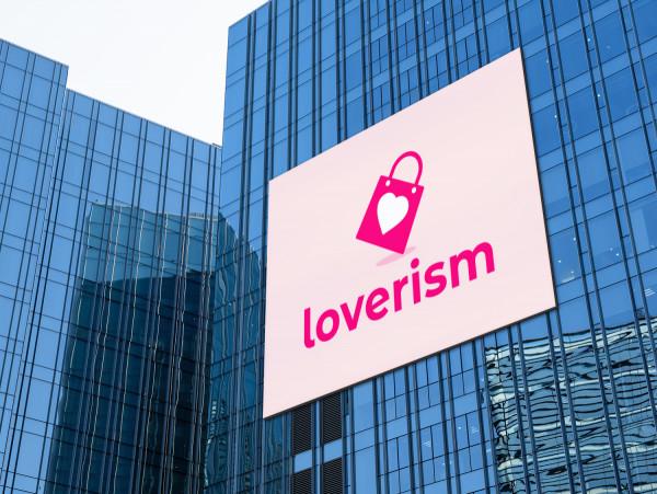 Sample branding #2 for Loverism