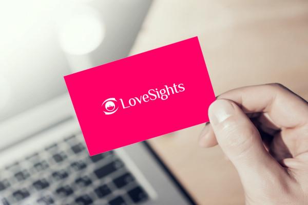 Sample branding #1 for Lovesights