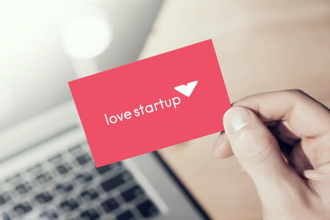 Sample branding #3 for Lovestartup
