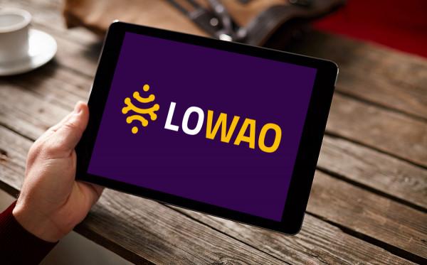 Sample branding #3 for Lowao