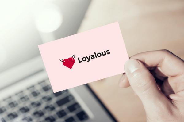 Sample branding #1 for Loyalous