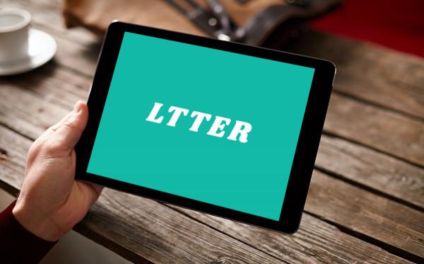 Sample branding #3 for Ltter
