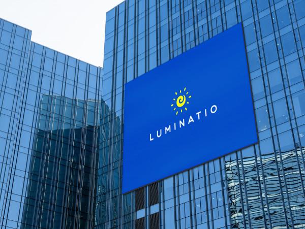 Sample branding #2 for Luminatio