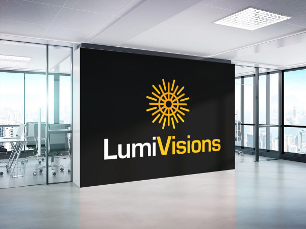Sample branding #2 for Lumivisions