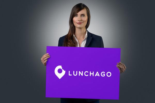 Sample branding #2 for Lunchago