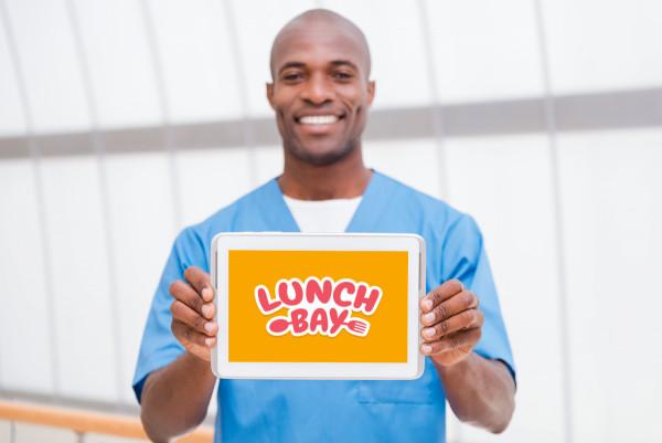 Sample branding #2 for Lunchbay